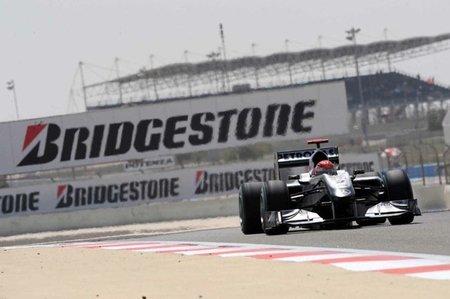 """Jackie Stewart: """"Schumacher si no gana se irá con el rabo entre las piernas"""""""