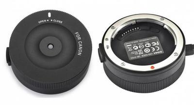 Sigma lanza la versión para monturas Sony y Pentax de su base USB para objetivos