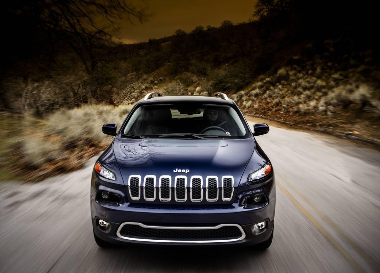 Foto de Jeep Cherokee 2014 (22/28)