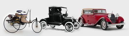 Evolución diseño coches