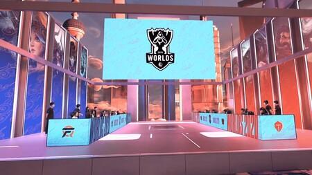 League Of Legends Worlds