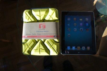 G-Form Extreme Sleeve, una funda todoterreno para tu iPad
