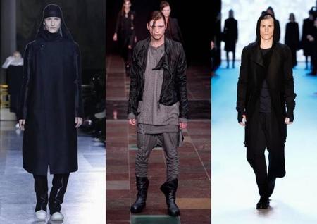 Gothic Ninja tendencia invierno