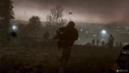 'Battlefield 3': segundo tráiler de la Operación Guillotina corriendo en Xbox 360. Las dudas sobre su calidad desaparecen