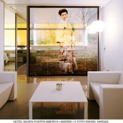 Foto 5 de 9 de la galería hotel-puerta-america-jean-nouvel en Decoesfera