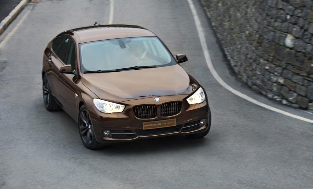 Foto de BMW Serie 5 Gran Turismo Trussardi (3/12)