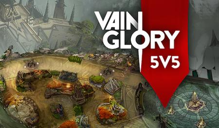 Vainglory apunta aún más alto con la llegada de un modo 5v5