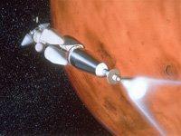 La cubierta de las naves espaciales podrá auto-repararse