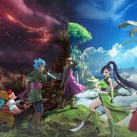 Dragon Quest XI: Ecos de un Pasado Perdido nos invita a conocer a todos los personajes principales en un nuevo tráiler