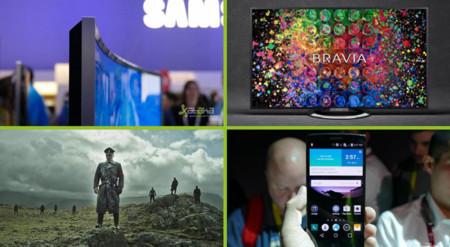 Zombies, televisores, y muchas, muchas novedades: los domingos son para leer tecnología