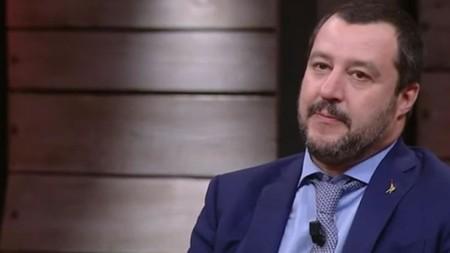 Matteo Salvini Dimartedi Youtubecom 1957203
