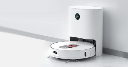 Roidmi EVE Plus, el robot aspirador de Xiaomi que se vacía solo y cuesta la mitad que el Roomba, aún más barato con este cupón de Amazon