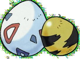 Huevos Pokemon