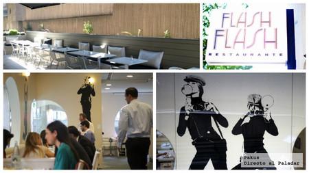 espacios y terraza flash flash