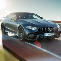 Así ha sido la vuelta del Mercedes-AMG GT de 4 puertas a Nürburgring: 7 minutos y 25 segundos, en vídeo