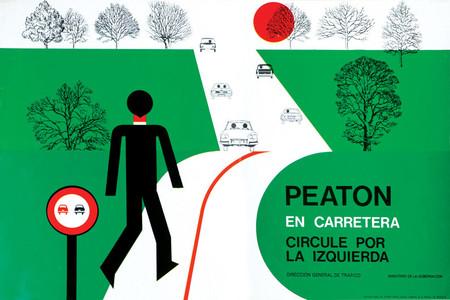 Peaton Carretera