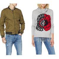 Chollos en tallas sueltas de chaquetas y jerseys de marcas como Superdry, Desigual, Napapijri o Jack & Jones en Amazon