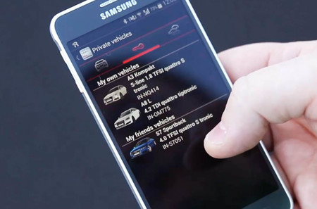 Audi Mobile Keys
