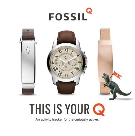 Precio razonable, diseño atractivo: Fossil presenta cuatro wearables, Android Wear incluido
