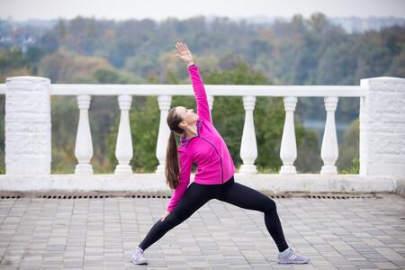 Siete posturas de Yoga para fortalecer glúteos y piernas