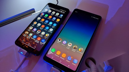 Samsung Galaxy A8 A8 Plus Primeras Impresiones Software