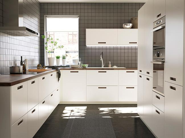 Cocinas modernas y minimalistas
