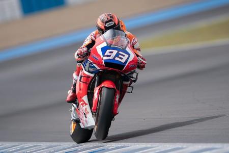 Marc Marquez Test Jerez Motogp 2019