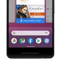 El bienestar digital de Android Q te muestra cuánto tiempo de uso te queda de una app en la vista de Recientes