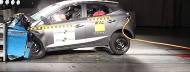 Hyundai HB20 2020 reprueba el test de Latin NCAP