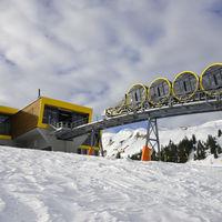 Suiza acoge el funicular más empinado del mundo