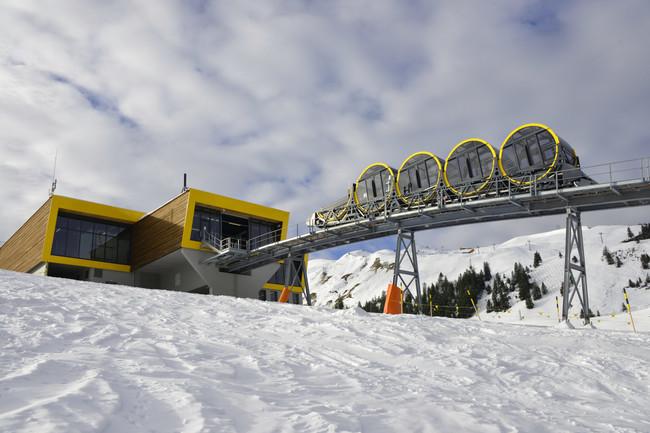 Suiza Acoge El Funicular Mas Empinado Del Mundo