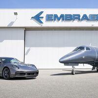 """¡El """"pa´que te animes"""" que estabas esperando! Jet privado y de regalo, un Porsche 911 Turbo S"""