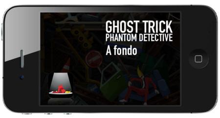 Ghost Trick: Phantom Detective. A fondo
