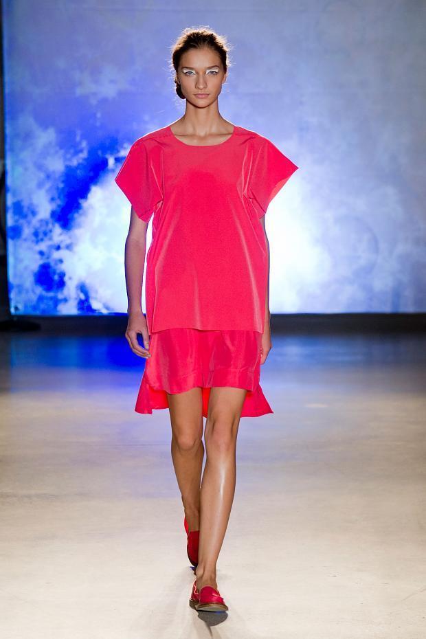 Foto de El estilo saco en las colecciones Primavera-Verano 2014 (10/14)