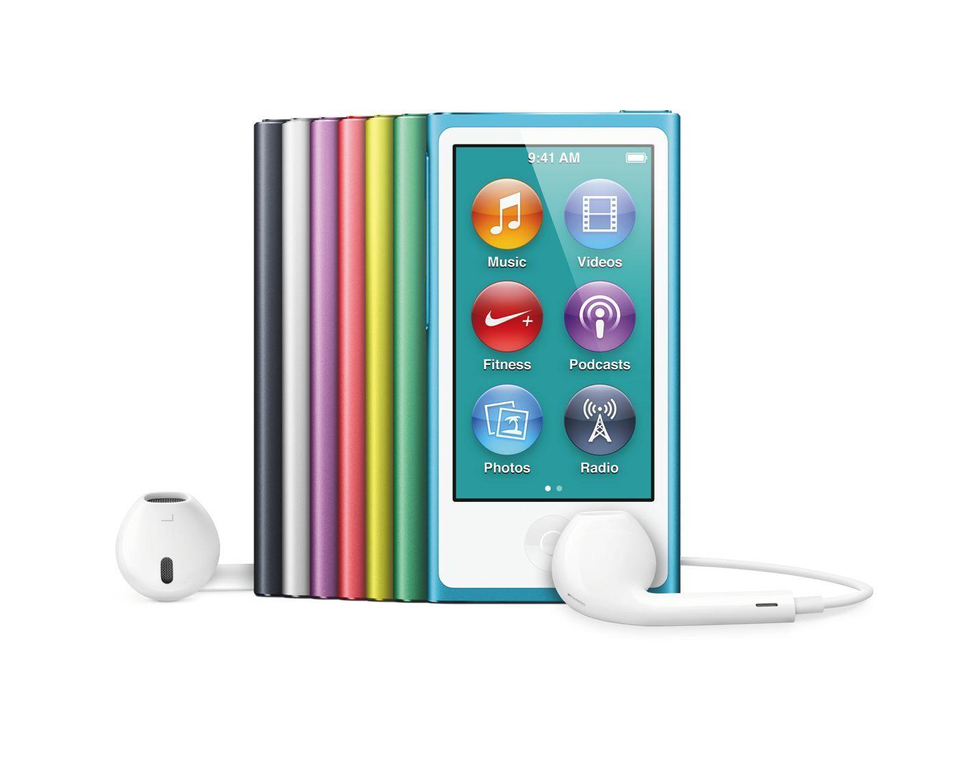 Foto de iPod Nano 7G (8/15)