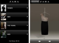 Zara ahora en el iPhone