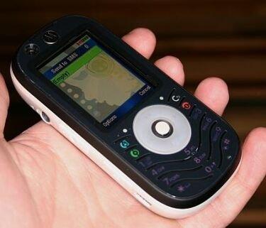 Primeras fotos del Motorola ROKR E3