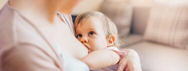 La agitación del amamantamiento: cuando la madre siente aversión o rechazo a dar el pecho