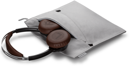 Backbeat Sense Black Headset And Case