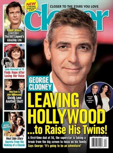 La nueva aventura de George Clooney