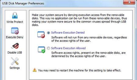 USB Disk Manager, sencilla utilidad para administrar las memorias USB