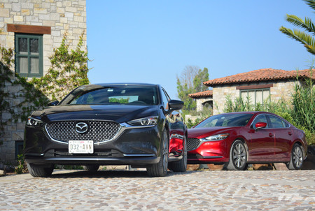 Mazda 6 2019, al volante del 'seis' que por fin lleva el motor que merece