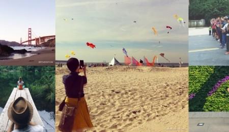 """Pies en la playa, cafés y """"selfies"""" repletos de hashtags: Instagram cumple tres años"""