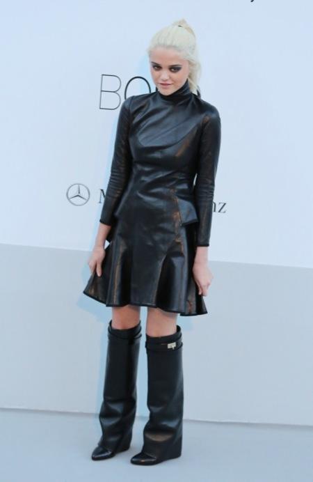 Sky Ferreira amFAR 2012 Cannes