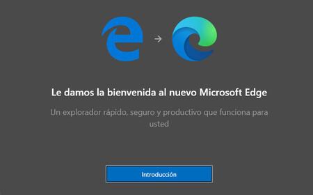 """Microsoft ya sustituye el """"viejo"""" Edge por la versión basada en Chromium con la compilación 19043.899 para Windows 10"""