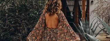 Si todavía no sabes cómo llevar un vestido con la espalda al aire estos looks podrían inspirarte