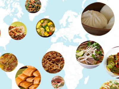Dime a qué país te vas de vacaciones y te digo cuál es el plato más sano que puedes probar