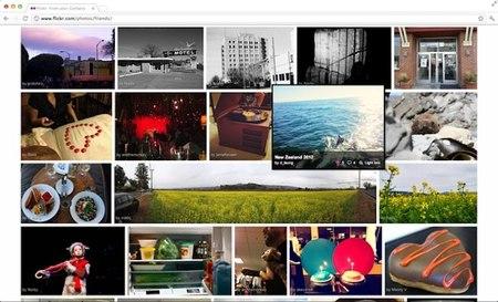 Flickr apuesta por el rediseño
