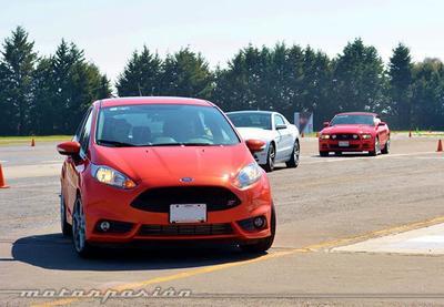 Ford Fiesta ST: Primeras impresiones en pista desde Toluca