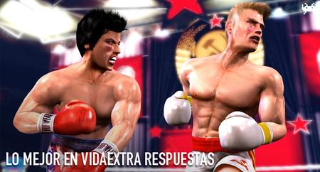 Quedarse dormido jugando, juegos de Rocky, títulos basados en películas y más en Vidaextra Respuestas